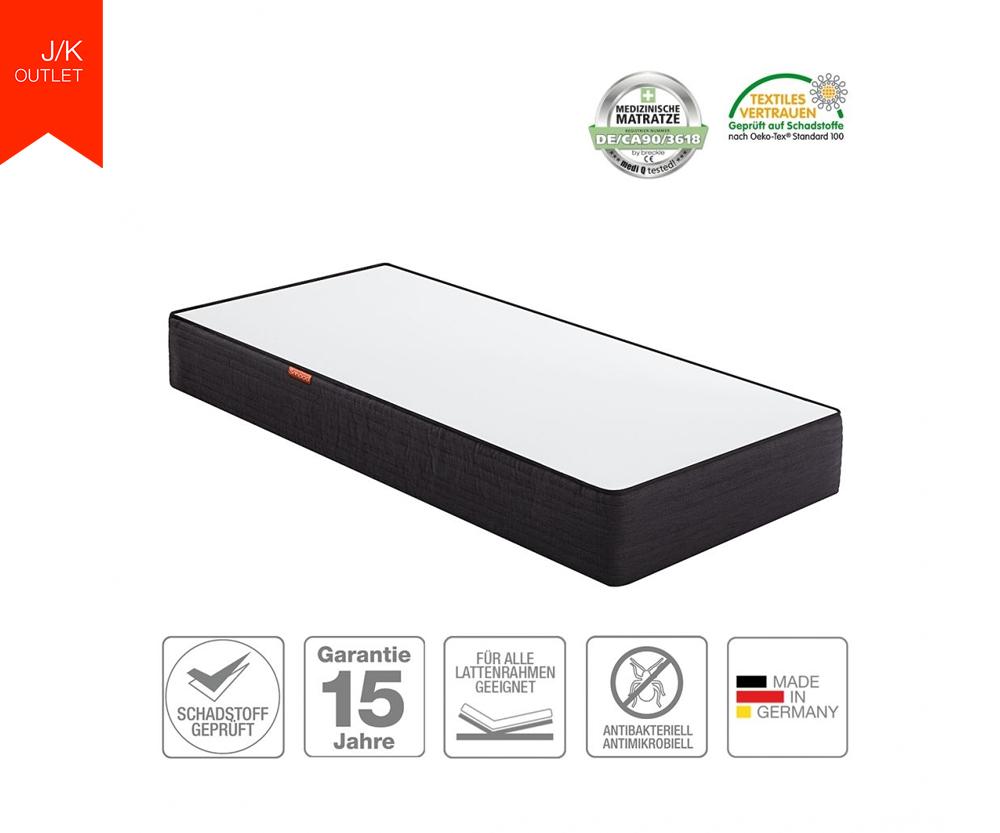 smood premium komfortmatratze matratze 100 x 200. Black Bedroom Furniture Sets. Home Design Ideas